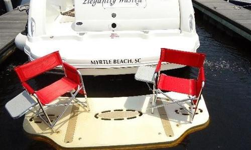 Image of Sea Ray Hydraulic Swim Platform & Bow Thruster for sale in United States of America for $99,000 (£79,111) Myrtle Beach, United States of America