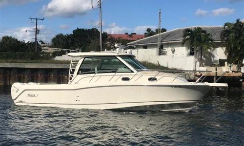 Image of Boston Whaler 345 Conquest for sale in United States of America for $495,000 (£377,920) Riviera Beach, United States of America