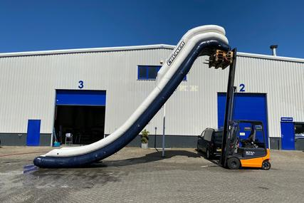 Free-Style waterslide for sale in Netherlands for €20,000 (£18,175)
