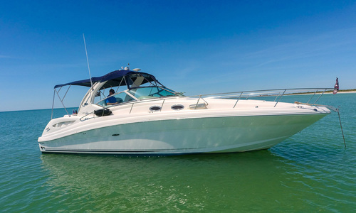 Image of Sea Ray 340 Sundancer for sale in United States of America for $89,900 (£71,979) Palm Harbor, Florida, United States of America