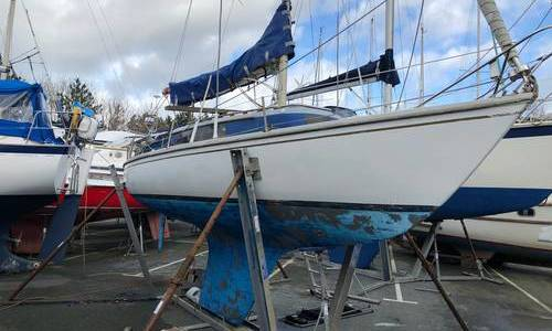 Image of Van De Stadt Spirit 24 for sale in United Kingdom for £1,750 Conwy Marina, United Kingdom