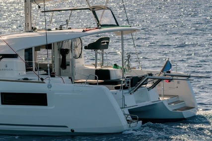 Lagoon 40 for charter in Italy (Tuscany) from P.O.A.