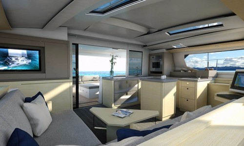 Image of Fountaine Pajot Saona 47 for charter in Mexico from €5,210 / week La Paz, Mexico
