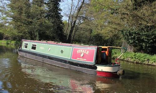 Image of Narrowboat 45' Mike Haywood Trad for sale in United Kingdom for £29,950 Pyrford, United Kingdom