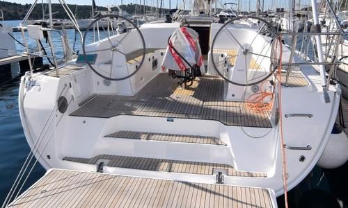 Image of Bavaria Yachts Cruiser 46 for sale in Croatia for €145,000 (£130,587) Dalmatia (, Croatia