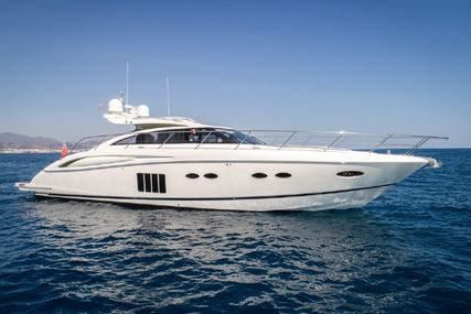Princess V62 for sale in Croatia for €649,000 (£581,729)