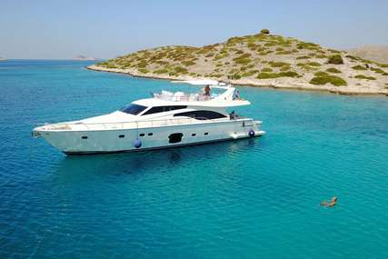 Ferretti DOMINIQUE for charter in  from €19,000 / week