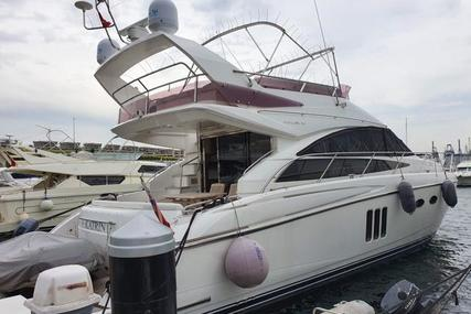 Princess 54 for sale in Turkey for €560,000 (£501,954)