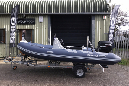 Brig Falcon 450S (2016) for sale in United Kingdom for £8,995