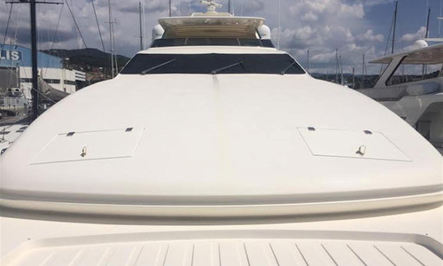 Image of Azimut Yachts 105 for sale in Spain for €2,700,000 (£2,442,533) Spain