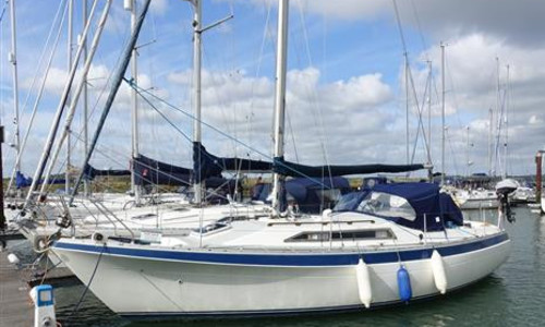 Image of Moody 33 S for sale in United Kingdom for £22,500 Levington, Levington, United Kingdom
