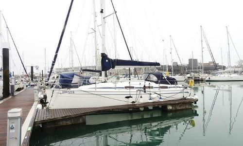 Image of Bavaria Yachts 33 Cruiser for sale in United Kingdom for £45,000 Southampton, United Kingdom