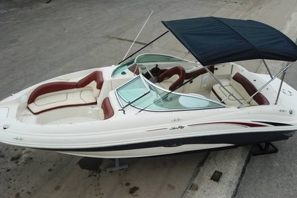 Sea Ray Sundeck 220 for sale in Spain for €21,500 (£19,372)