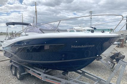 Jeanneau Cap Camarat 7.5 WA for sale in United Kingdom for £62,995