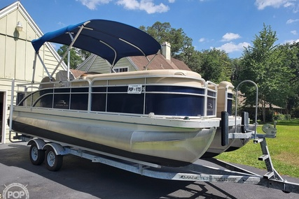 Bennington 22 SSX Tritoon Salt Water Series for sale in United States of America for $35,000 (£28,519)