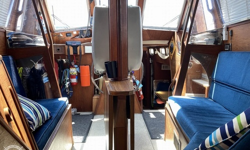 Image of Bruce Roberts Flanders K402 Motor Sailer for sale in United States of America for $75,000 (£60,212) Galveston, Texas, United States of America