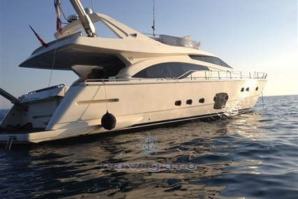 Ferretti 681 for sale in Italy for €670,000 (£606,774)