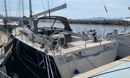 Image of Dufour Yachts 530 for sale in  for €483,000 (£434,626) Région PACA,