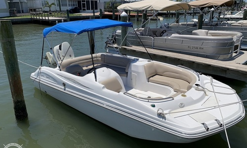 Image of Hurricane 188 Sun Deck Sport for sale in United States of America for $25,500 (£20,011) St Pete Beach, Florida, United States of America