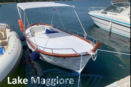 Gozzo Armonia for sale in Italy for €23,500 (£21,037)