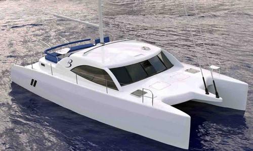 Image of Broadblue Catamarans (UK) BroadBlue 405 for sale in Poland for €304,220 (£274,262) Stettin, Poland