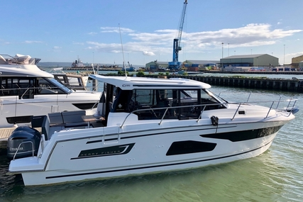Jeanneau Merry Fisher 1095 - Twin Yamaha F300 - New for sale in United Kingdom for £163,500