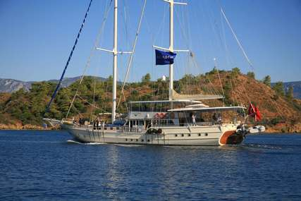 AEGEAN CLIPPER for charter from €17,000 / week