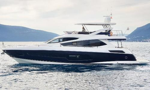 Image of Sunseeker 75 Yacht for sale in Montenegro for £1,995,000 Tivat, Montenegro