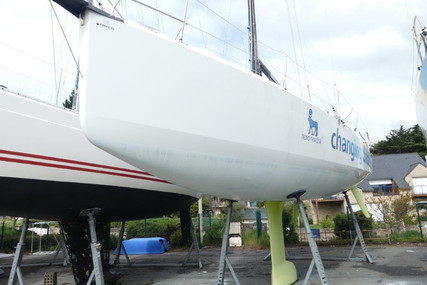 Jeanneau Sun Fast 3600 for sale in France for €149,000 (£132,673)
