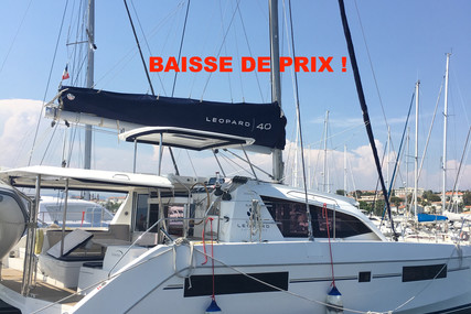 Robertson and Caine Leopard 40 for sale in France for €329,000 (£296,348)