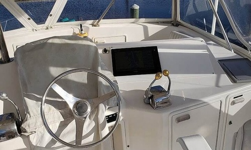Image of Ocean Yachts 42 Super Sport for sale in United States of America for $140,000 (£98,992) Jacksonville, Florida, United States of America