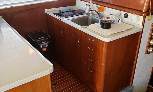 Image of Ocean Yachts 42 Super Sport for sale in United States of America for $140,000 (£98,960) Orange Park, Florida, United States of America