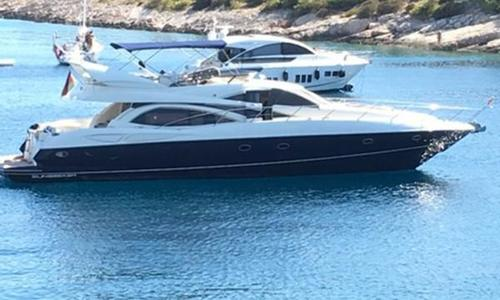 Image of Sunseeker Manhattan 64 for sale in Italy for €350,000 (£314,745) Lingano, Italy