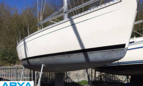Image of Hanse 341 for sale in United Kingdom for £44,950 United Kingdom