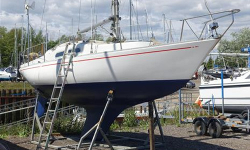 Image of Sparkman and Stephens SHE 27 for sale in United Kingdom for £4,950 Levington, Royaume Uni, United Kingdom