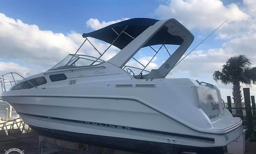 Image of Bayliner 2855 Ciera DX/LX Sunbridge for sale in United States of America for $27,800 (£22,269) Melbourne, Florida, United States of America