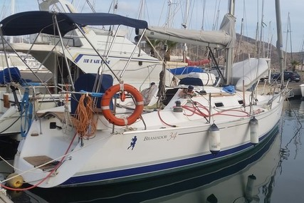 BRAMADOR 34 for sale in Spain for €45,000 (£41,109)
