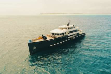 BLACK PEARL 1 for charter from $50,000 / week