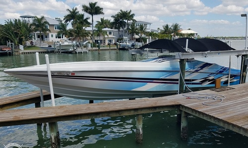 Image of Active Thunder 37 Custom for sale in United States of America for $95,000 (£73,955) Saint Petersburg, Florida, United States of America