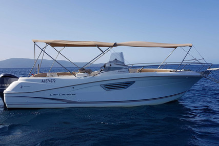 Jeanneau Cap Camarat 8.5 CC for sale in France for €56,000 (£50,187)