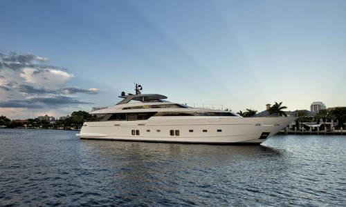 Image of Sanlorenzo SL118 #628 for sale in Netherlands for €10,500,000 (£9,448,394) Netherlands