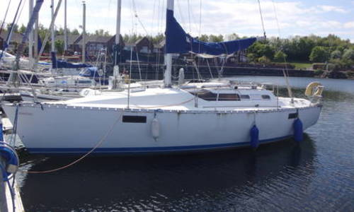 Image of Beneteau Oceanis 320 for sale in United Kingdom for £14,995 Newcastle upon Tyne, United Kingdom