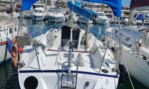Image of Beneteau First 29 for sale in Spain for €14,000 (£12,608) Torrreviej, Spain