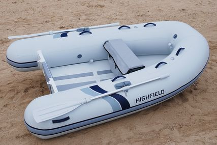 Highfield UL 260 Aluminium RIB for sale in United Kingdom for £1,501