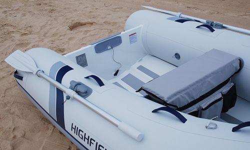 Image of Highfield UL 260 Aluminium RIB for sale in United Kingdom for £1,699 Brightlingsea, United Kingdom