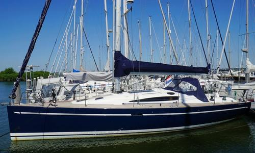 Image of Elan 410 for sale in Netherlands for €89,000 (£79,758) Willemstad (, Netherlands