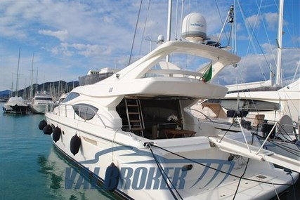 Ferretti 550 for sale in Italy for €435,000 (£399,390)