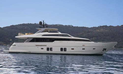 Image of Sanlorenzo SL96 #629 for sale in Netherlands for €5,400,000 (£4,856,071) Netherlands