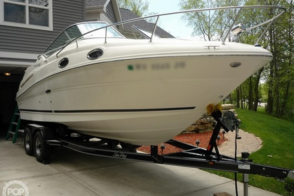 Sea Ray 240 Sundancer for sale in United States of America for $61,500 (£48,254)