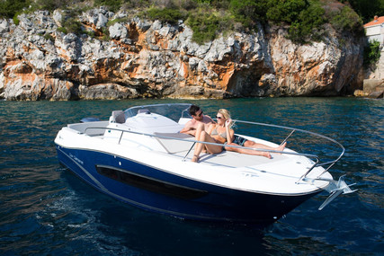 Jeanneau Cap Camarat 7.5 WA for sale in France for €68,430 (£61,628)